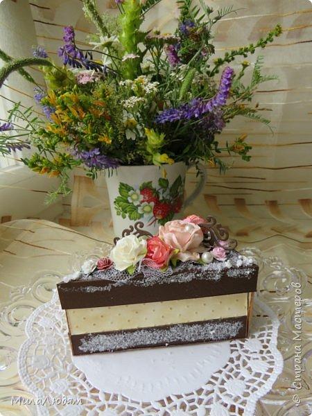 Всем доброго летнего дня! Хорошего настроения и бодрости духа! А я хочу показать новоиспеченные пирожные.   фото 31