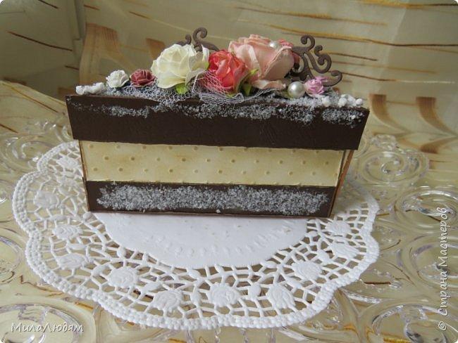 Всем доброго летнего дня! Хорошего настроения и бодрости духа! А я хочу показать новоиспеченные пирожные.   фото 34