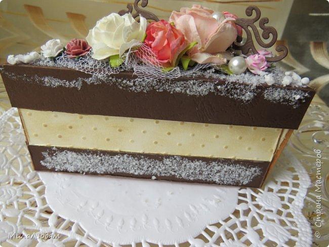 Всем доброго летнего дня! Хорошего настроения и бодрости духа! А я хочу показать новоиспеченные пирожные.   фото 35