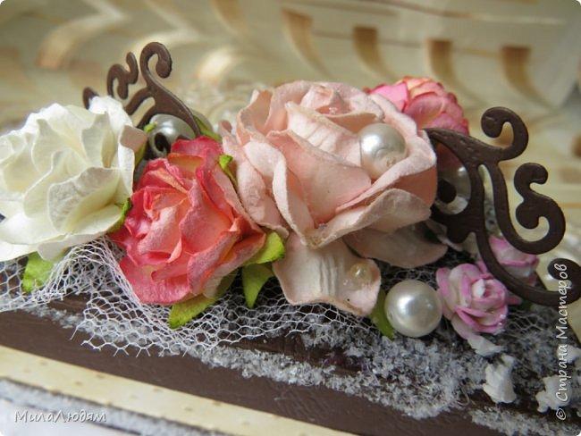 Всем доброго летнего дня! Хорошего настроения и бодрости духа! А я хочу показать новоиспеченные пирожные.   фото 36