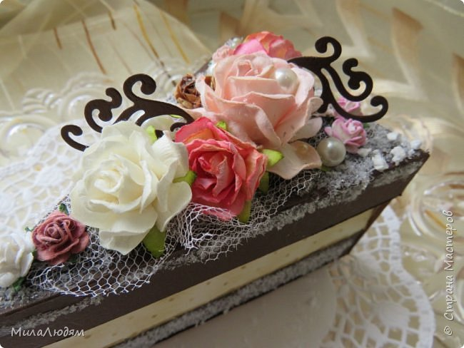 Всем доброго летнего дня! Хорошего настроения и бодрости духа! А я хочу показать новоиспеченные пирожные.   фото 38
