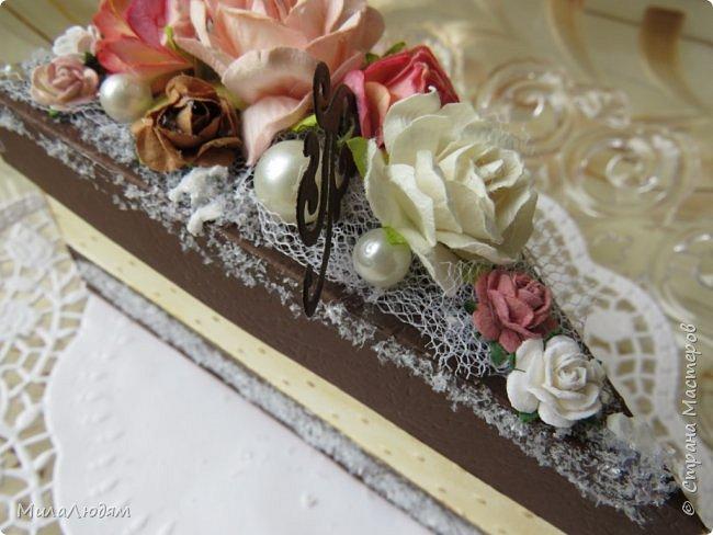 Всем доброго летнего дня! Хорошего настроения и бодрости духа! А я хочу показать новоиспеченные пирожные.   фото 39