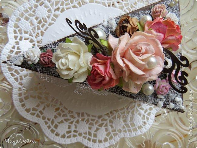 Всем доброго летнего дня! Хорошего настроения и бодрости духа! А я хочу показать новоиспеченные пирожные.   фото 40