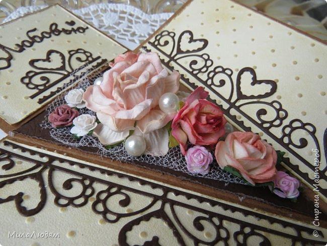 Всем доброго летнего дня! Хорошего настроения и бодрости духа! А я хочу показать новоиспеченные пирожные.   фото 48