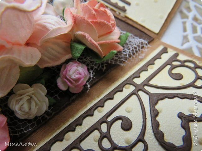 Всем доброго летнего дня! Хорошего настроения и бодрости духа! А я хочу показать новоиспеченные пирожные.   фото 50