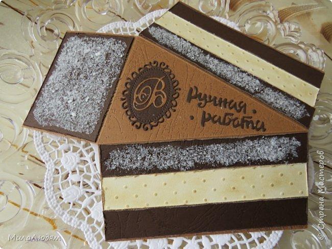 Всем доброго летнего дня! Хорошего настроения и бодрости духа! А я хочу показать новоиспеченные пирожные.   фото 52