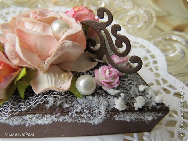 Всем доброго летнего дня! Хорошего настроения и бодрости духа! А я хочу показать новоиспеченные пирожные.   фото 53