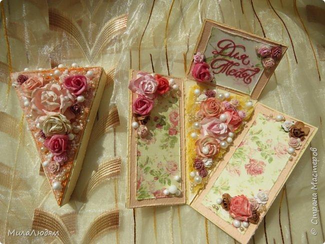 Всем доброго летнего дня! Хорошего настроения и бодрости духа! А я хочу показать новоиспеченные пирожные.   фото 14