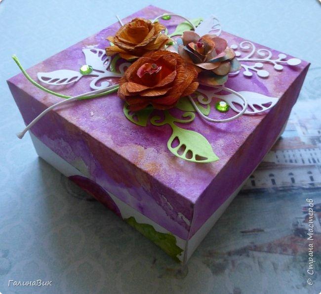 Всем добрый вечер! Предлагаю посмотреть коробочки для сладостей и самодельные цветы. Ниже привожу мини-МК таких цветов. фото 3