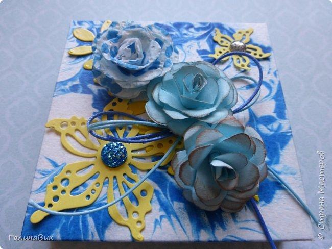Всем добрый вечер! Предлагаю посмотреть коробочки для сладостей и самодельные цветы. Ниже привожу мини-МК таких цветов. фото 8