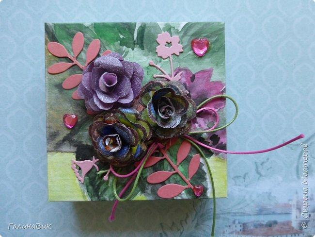 Всем добрый вечер! Предлагаю посмотреть коробочки для сладостей и самодельные цветы. Ниже привожу мини-МК таких цветов. фото 11