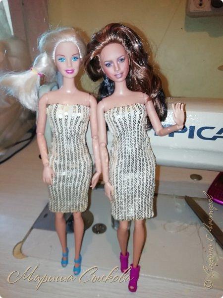 Ох , и намучилась я с платьем для Джей Ло !  Готовимся к Выставке и нужен наряд ! Фото чисто на телефон в процессе .) фото 11