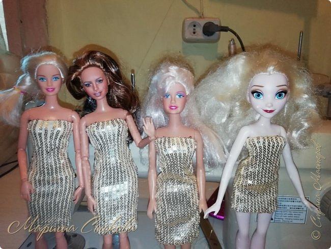 Ох , и намучилась я с платьем для Джей Ло !  Готовимся к Выставке и нужен наряд ! Фото чисто на телефон в процессе .) фото 13