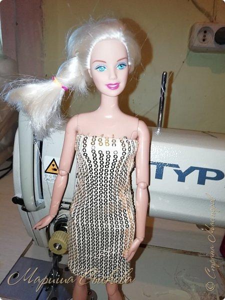 Ох , и намучилась я с платьем для Джей Ло !  Готовимся к Выставке и нужен наряд ! Фото чисто на телефон в процессе .) фото 3