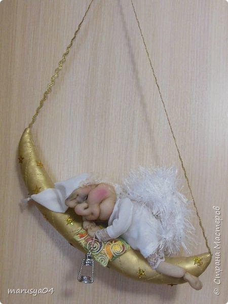 Родился племянник Витя, а у меня родился ангел-хранитель... сплюшка... Традиция уже такая))) фото 2