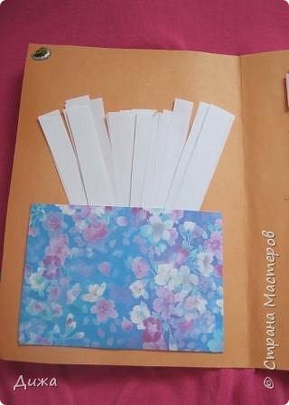 Всем огромный привет! Продолжаю показывать свои открытки :-)   Сегодня хочу вам показать двадцать вторую открытку, которую я сделала для одноклассницы. Открытка про лесную полянку. Какая -то простенькая получилась, наверное уже идеи иссякли. Вручила в конце мая, уже успела устать.   Фон нарисовала акварельными красками, приклеила вырубки цветочков и листочков.  Фоток мало фото 3