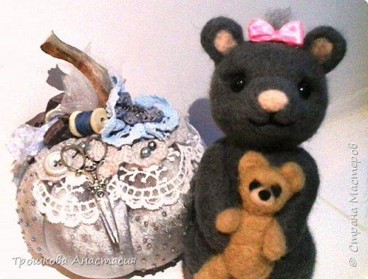 Малютка мышка фото 1