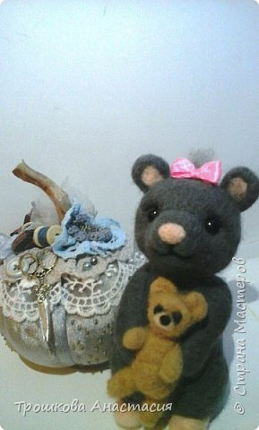 Малютка мышка фото 2