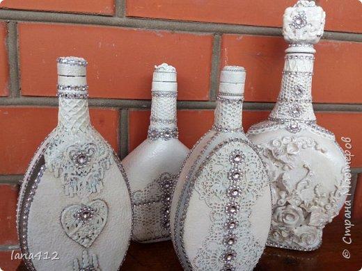 приветствую всех! эти бутылочки по мк Натальи Большаковой! фото 1