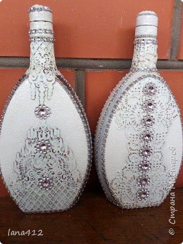 приветствую всех! эти бутылочки по мк Натальи Большаковой! фото 3