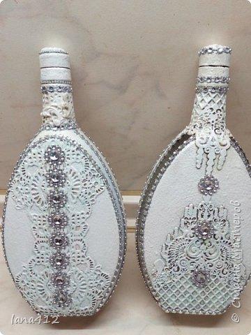 приветствую всех! эти бутылочки по мк Натальи Большаковой! фото 4
