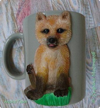 Чашка с французским бульдогом фото 6