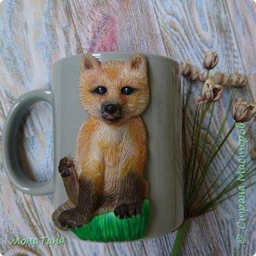 Чашка с французским бульдогом фото 5