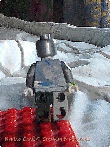 Здравствуй СМ! Сегодня у меня ООАКи. Зейн DF (Это показывает: До финальной.) Он смотрит вдаль, видя полчища врагов в будущем. фото 2