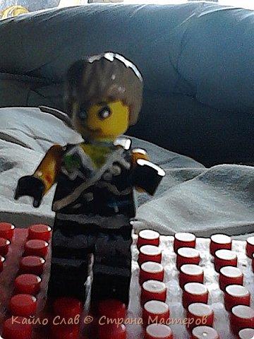 Здравствуй СМ! Сегодня у меня ООАКи. Зейн DF (Это показывает: До финальной.) Он смотрит вдаль, видя полчища врагов в будущем. фото 8