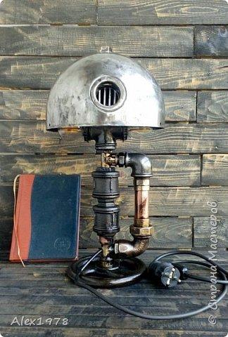 Лампа настольная фото 1