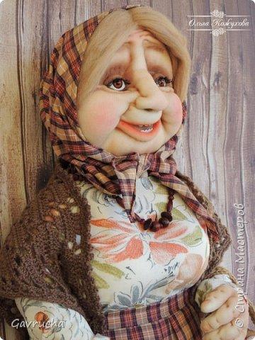 Приветствую всех жителей страны!  Знакомьтесь - Зинаида Аркадьевна,62 см. улыбчивости и доброты. фото 4