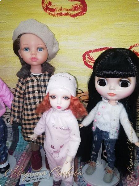 В воскресенье прошла моя вторая Выставка -Ярмарка : Планета кукол , которую я организовывала . Я со своими куколками . фото 39
