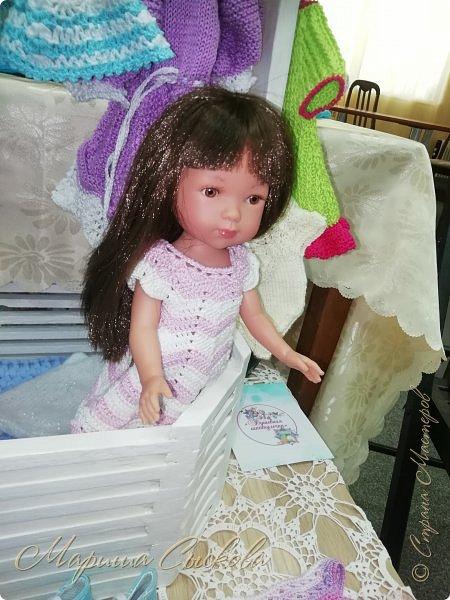 В воскресенье прошла моя вторая Выставка -Ярмарка : Планета кукол , которую я организовывала . Я со своими куколками . фото 44