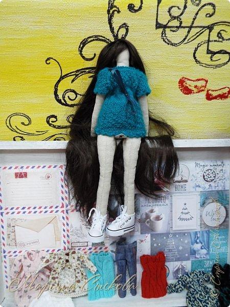 В воскресенье прошла моя вторая Выставка -Ярмарка : Планета кукол , которую я организовывала . Я со своими куколками . фото 10