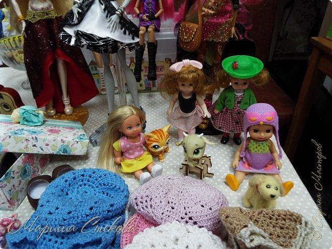 В воскресенье прошла моя вторая Выставка -Ярмарка : Планета кукол , которую я организовывала . Я со своими куколками . фото 23