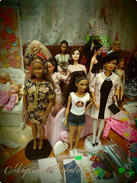 В воскресенье прошла моя вторая Выставка -Ярмарка : Планета кукол , которую я организовывала . Я со своими куколками . фото 34