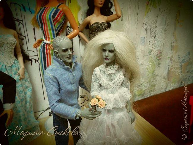 В воскресенье прошла моя вторая Выставка -Ярмарка : Планета кукол , которую я организовывала . Я со своими куколками . фото 36