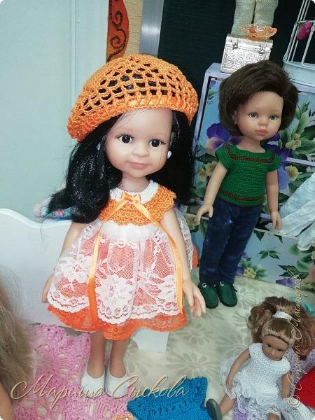 В воскресенье прошла моя вторая Выставка -Ярмарка : Планета кукол , которую я организовывала . Я со своими куколками . фото 47