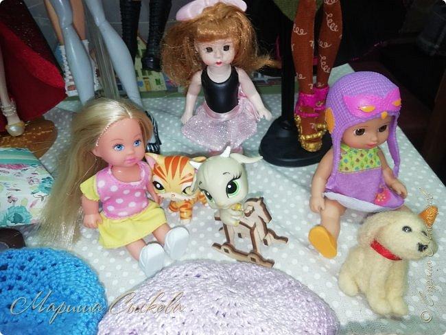 В воскресенье прошла моя вторая Выставка -Ярмарка : Планета кукол , которую я организовывала . Я со своими куколками . фото 48