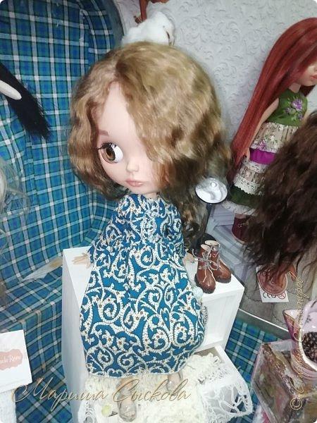 В воскресенье прошла моя вторая Выставка -Ярмарка : Планета кукол , которую я организовывала . Я со своими куколками . фото 53