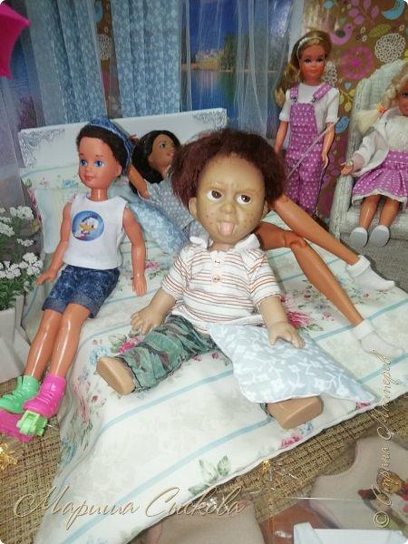 В воскресенье прошла моя вторая Выставка -Ярмарка : Планета кукол , которую я организовывала . Я со своими куколками . фото 62
