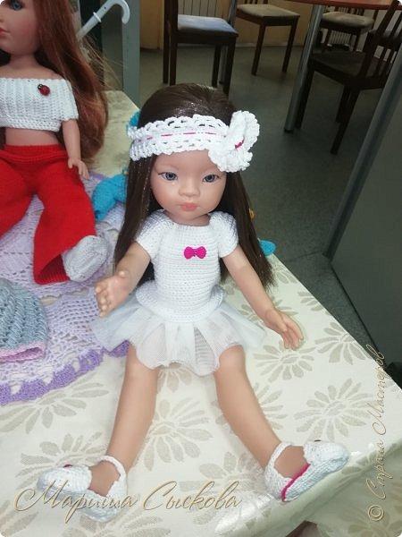 В воскресенье прошла моя вторая Выставка -Ярмарка : Планета кукол , которую я организовывала . Я со своими куколками . фото 64