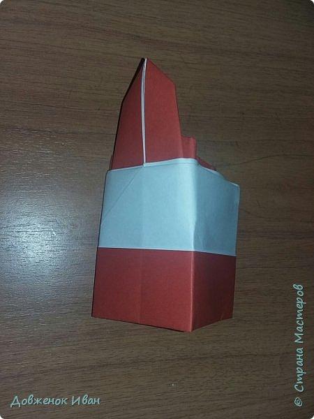 """Добрый день. Провёл мастер-класс по оригами для детей в возрасте от 3 года до 14 лет. Мероприятие называлось """"Пингвины без ангины"""".  Работы предназначены для раннего развития детей  Очень много было желающих сделать вот такое мороженное рожок.   Работы делаем по сложности изготовления 1)   фото 12"""