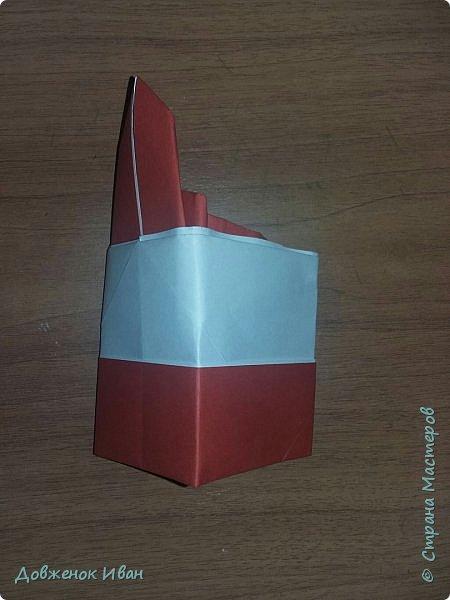 """Добрый день. Провёл мастер-класс по оригами для детей в возрасте от 3 года до 14 лет. Мероприятие называлось """"Пингвины без ангины"""".  Работы предназначены для раннего развития детей  Очень много было желающих сделать вот такое мороженное рожок.   Работы делаем по сложности изготовления 1)   фото 13"""
