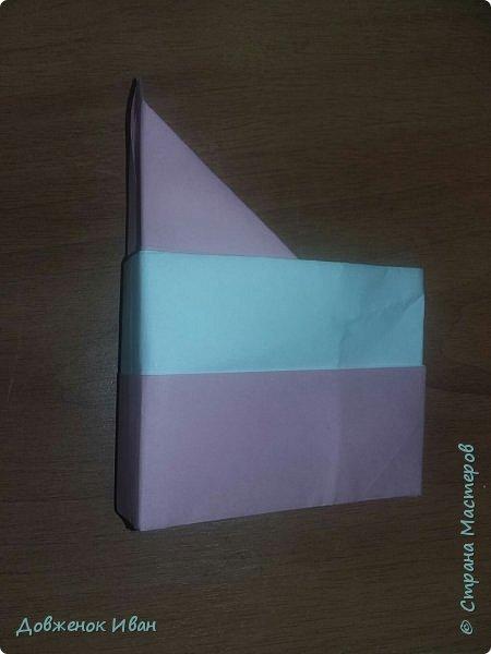 """Добрый день. Провёл мастер-класс по оригами для детей в возрасте от 3 года до 14 лет. Мероприятие называлось """"Пингвины без ангины"""".  Работы предназначены для раннего развития детей  Очень много было желающих сделать вот такое мороженное рожок.   Работы делаем по сложности изготовления 1)   фото 17"""