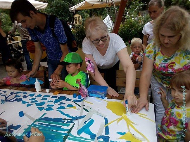 """Добрый день. Провёл мастер-класс по оригами для детей в возрасте от 3 года до 14 лет. Мероприятие называлось """"Пингвины без ангины"""".  Работы предназначены для раннего развития детей  Очень много было желающих сделать вот такое мороженное рожок.   Работы делаем по сложности изготовления 1)   фото 29"""
