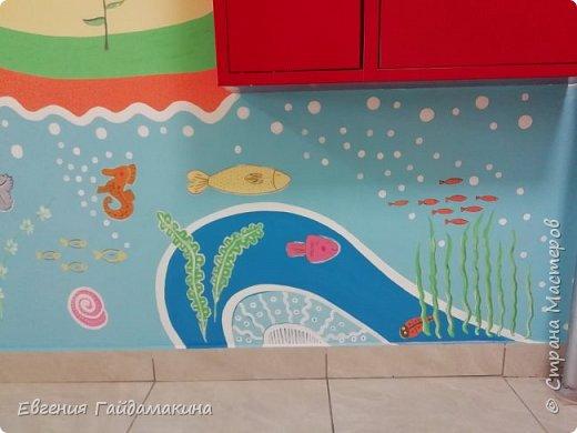 Роспись стен фото 7