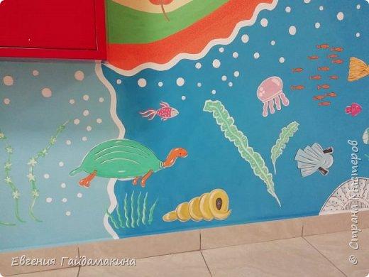 Роспись стен фото 8