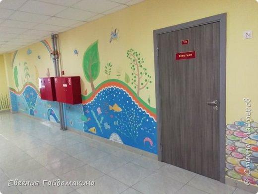 Роспись стен фото 12