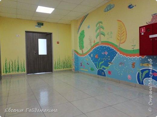 Роспись стен фото 14